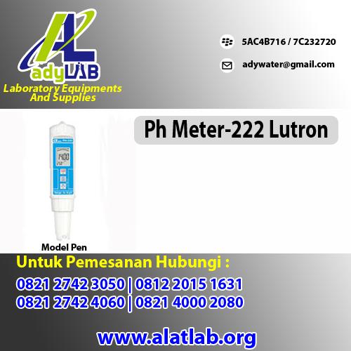 Ph Meter-222 Lutron